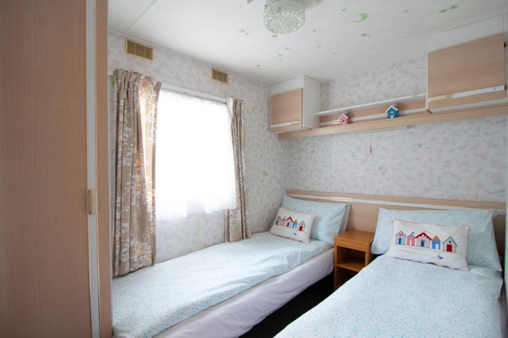 Caravan Bedroom 2