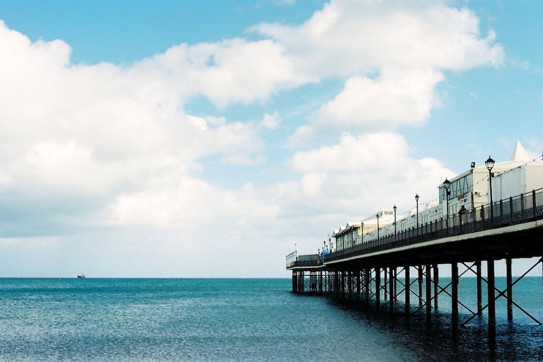 Paignton Pier in South Devon